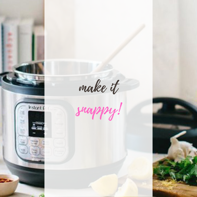 Protein Meal Prep: How to Meal Prep Anything Using the Instant Pot