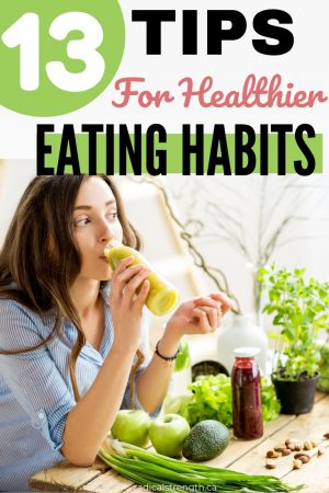 healthy eating habits diet clean