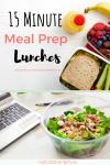Simple Meal Prep tuna salad, egg salad, fish taco bowl, bistro box