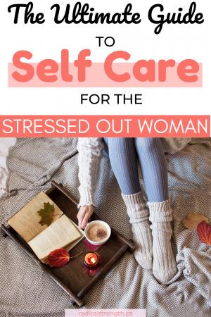 self care guide stress