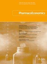 pharmacoeconomics journal cover