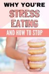 stress eating diet nutrition tips advice