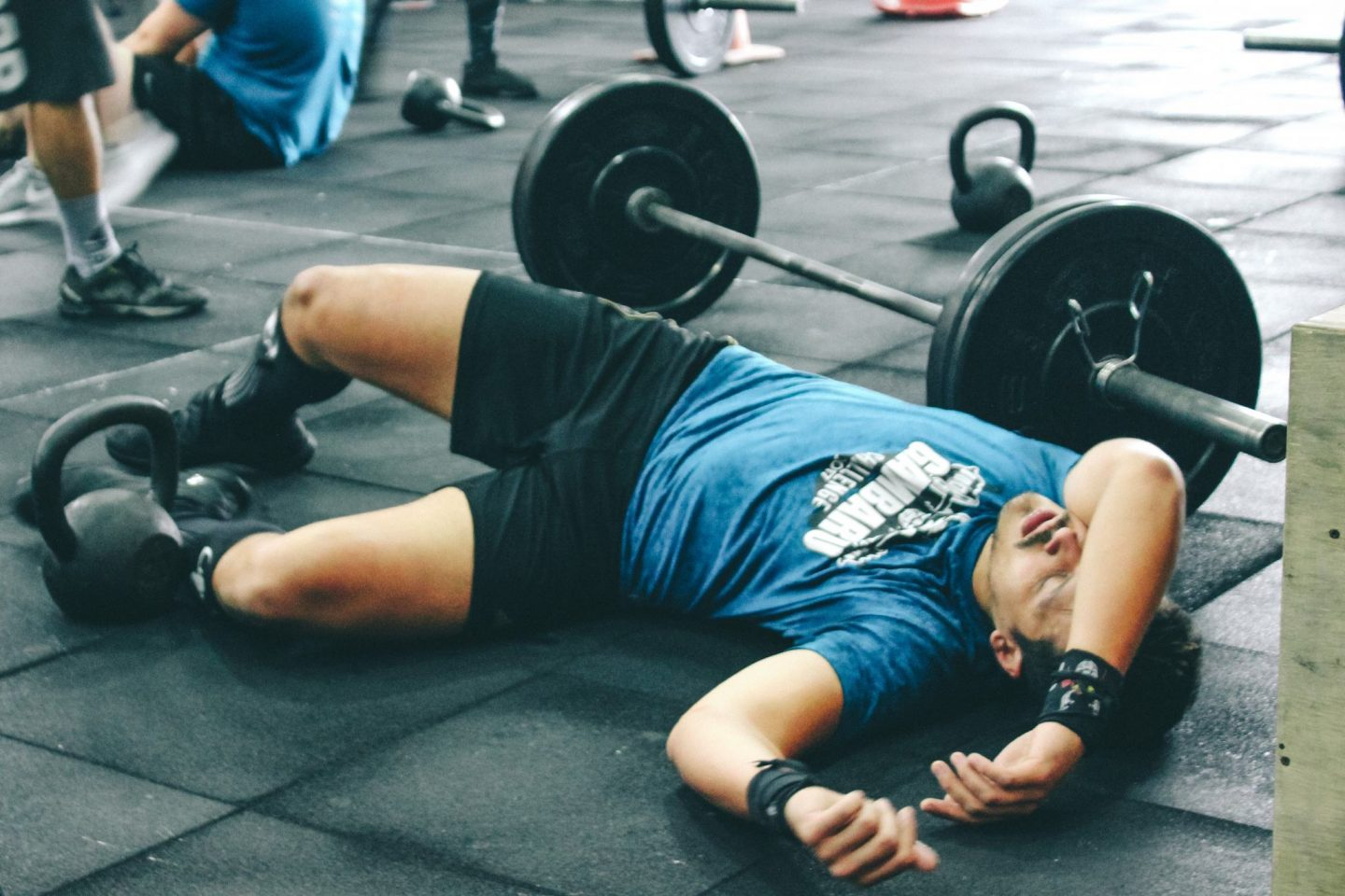 overtraining can cause you to be too stressed to lose weight