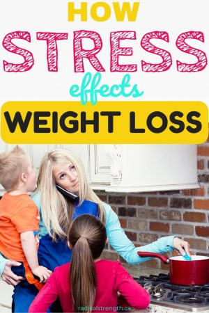 stress effects weight loss health
