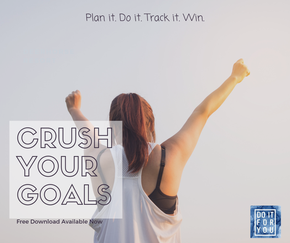 workout goals tracker and planner