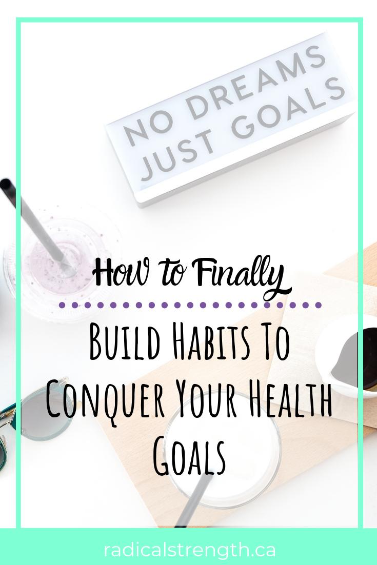goal setting motivation habit tracker pinterest
