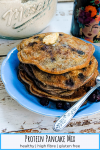 protein pancake mix recipe pinterest