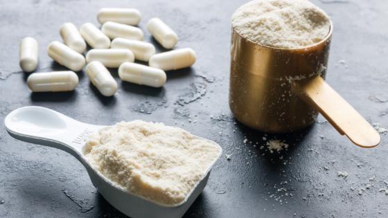 protein supplements whey