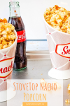 nacho popcorn recipe