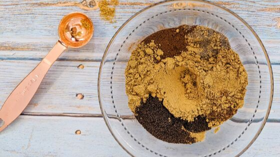 chai latte spice mix
