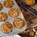 cinnamon apple muffins oatmeal healthy
