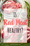 is red meat good for you pin