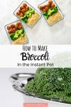 instant pot broccoli pin