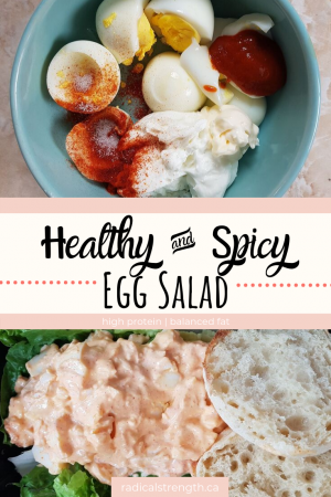 healthy egg salad pin