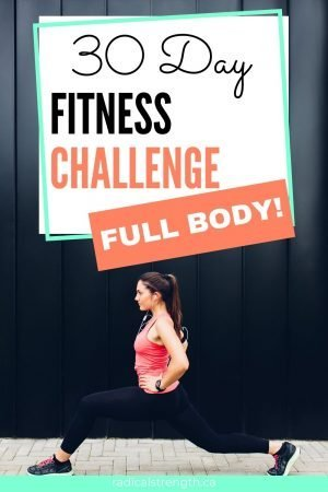 30 day challenge fitness