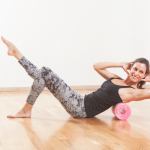 foam roll full body fitness