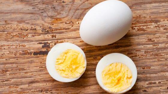 boiled eggs meal prep for breakfast