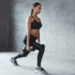 lunge fitness