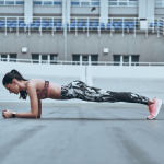 Plank 30 day fitness challenge