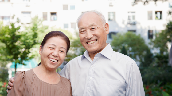 eldery couple cognitive health