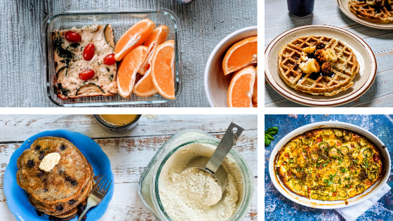 10 + High Protein Meal Prep Breakfast Recipes