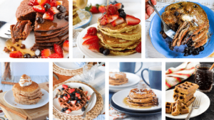 protein pancakes recipe waffles roundup