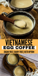 vietnamese egg coffee recipe