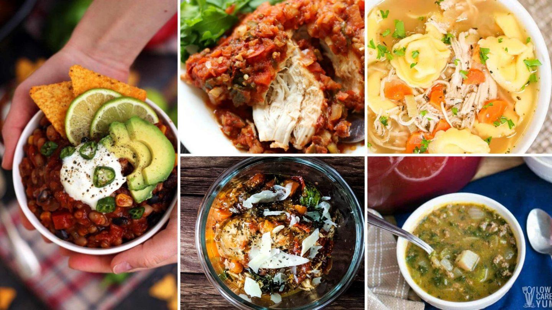 39 Healthy Crockpot Freezer Meal Prep Make Ahead Meals