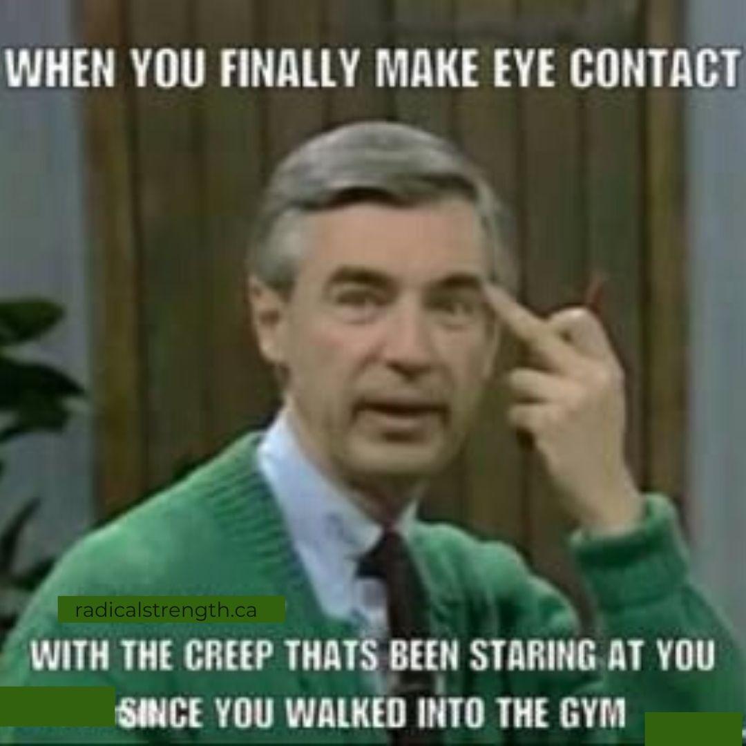 gymtimidation meme mr rodgers