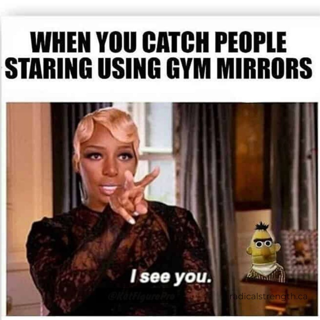 gymtimidation meme