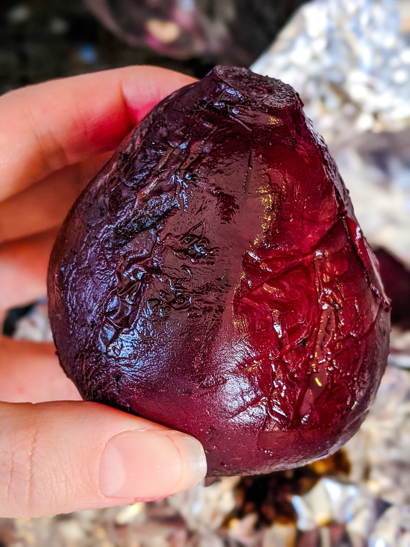 roasted beet for smoothie