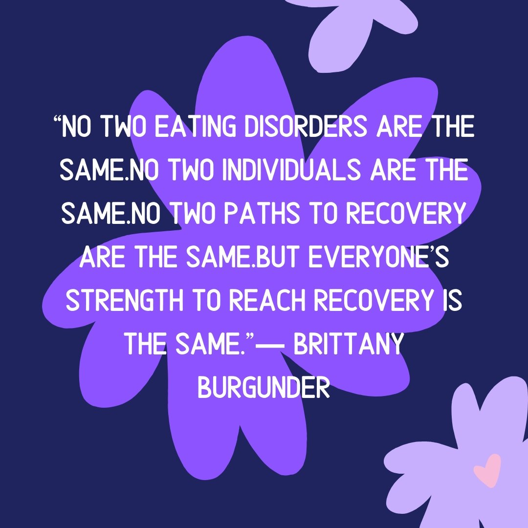 binge eating recovery quotes