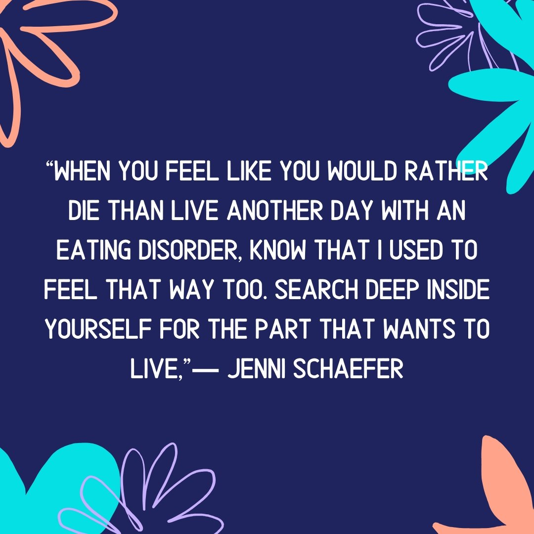 disordered eating quotes