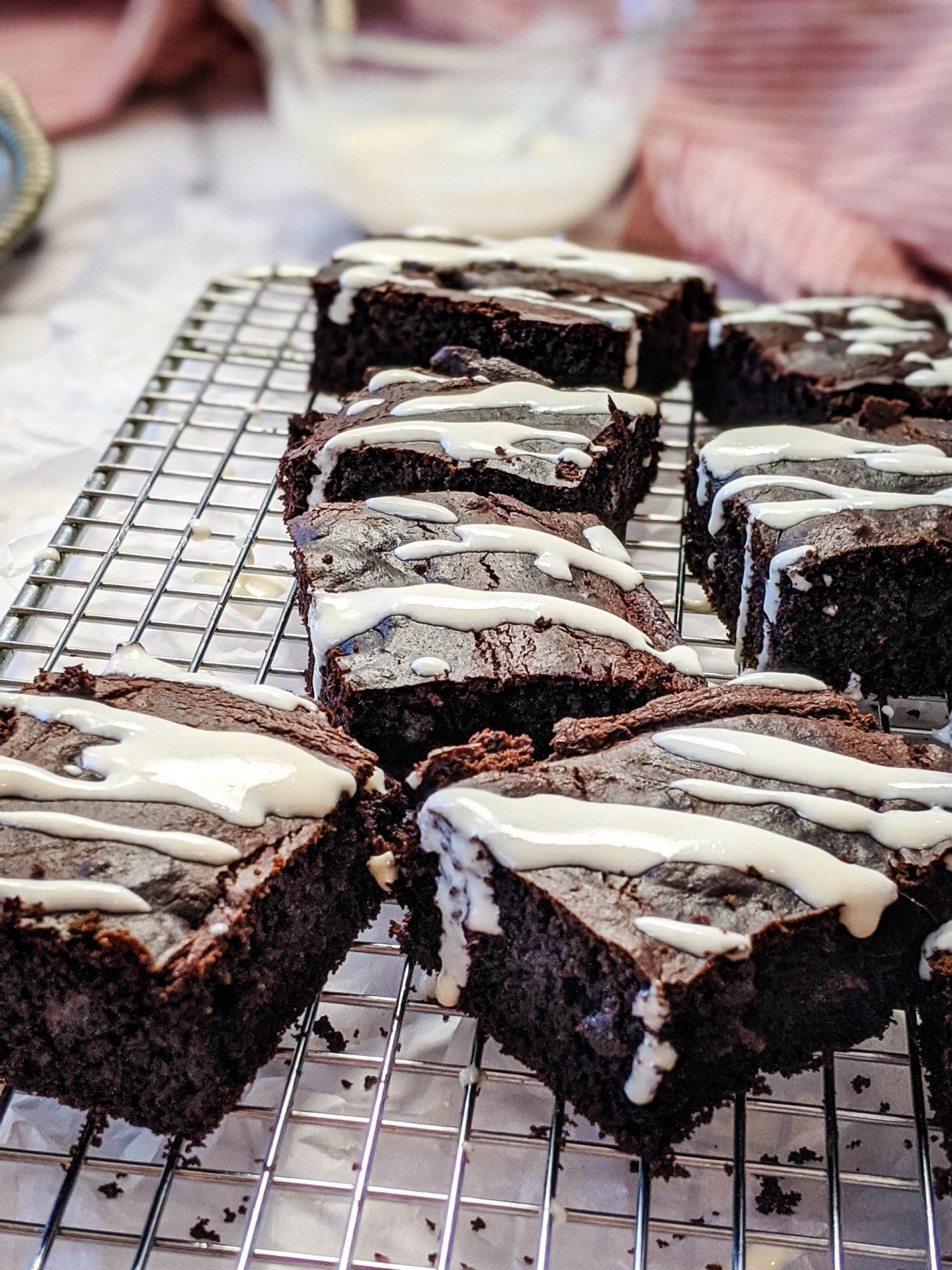 low cal brownies