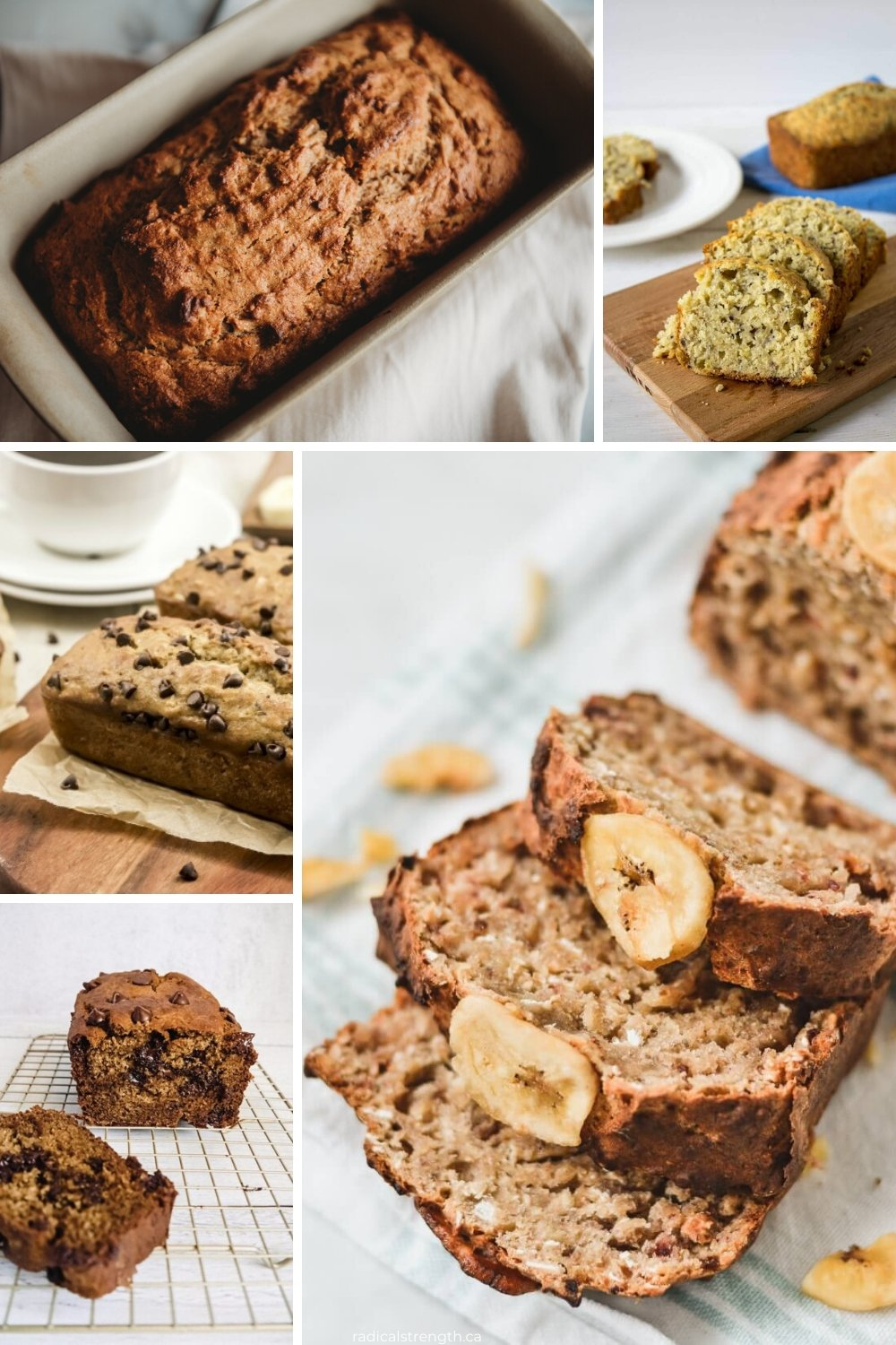 super healthy banana bread