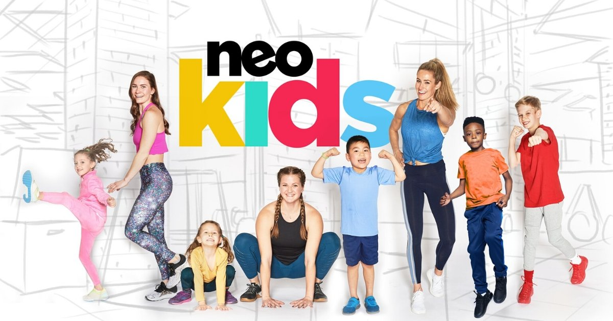 indoor fitness kids