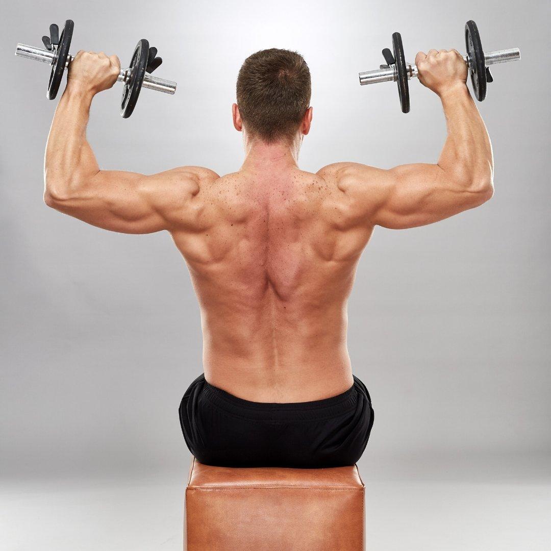 best rear delt exercises demonstration