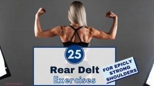 best rear delt exercises title