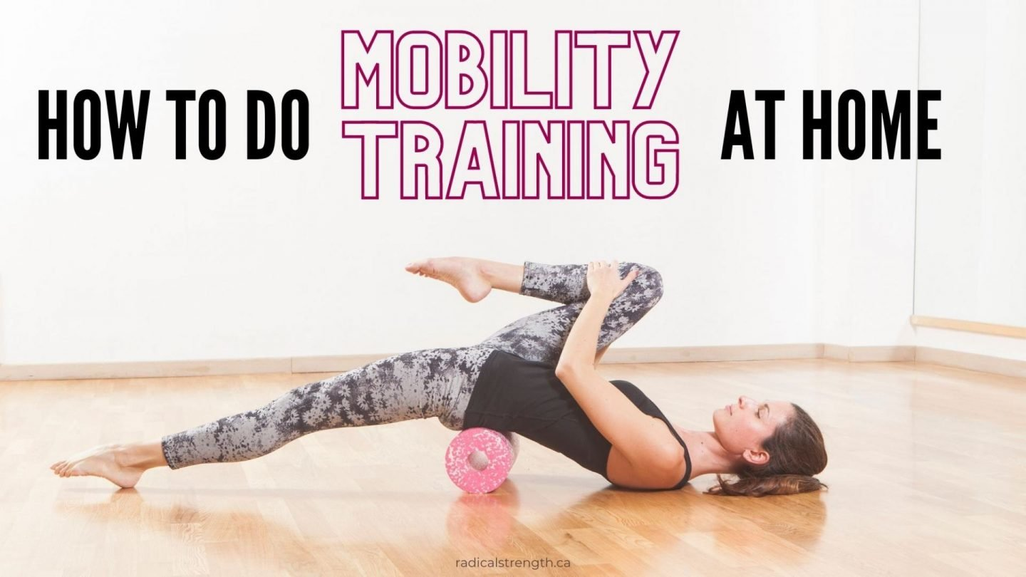 mobility training at home