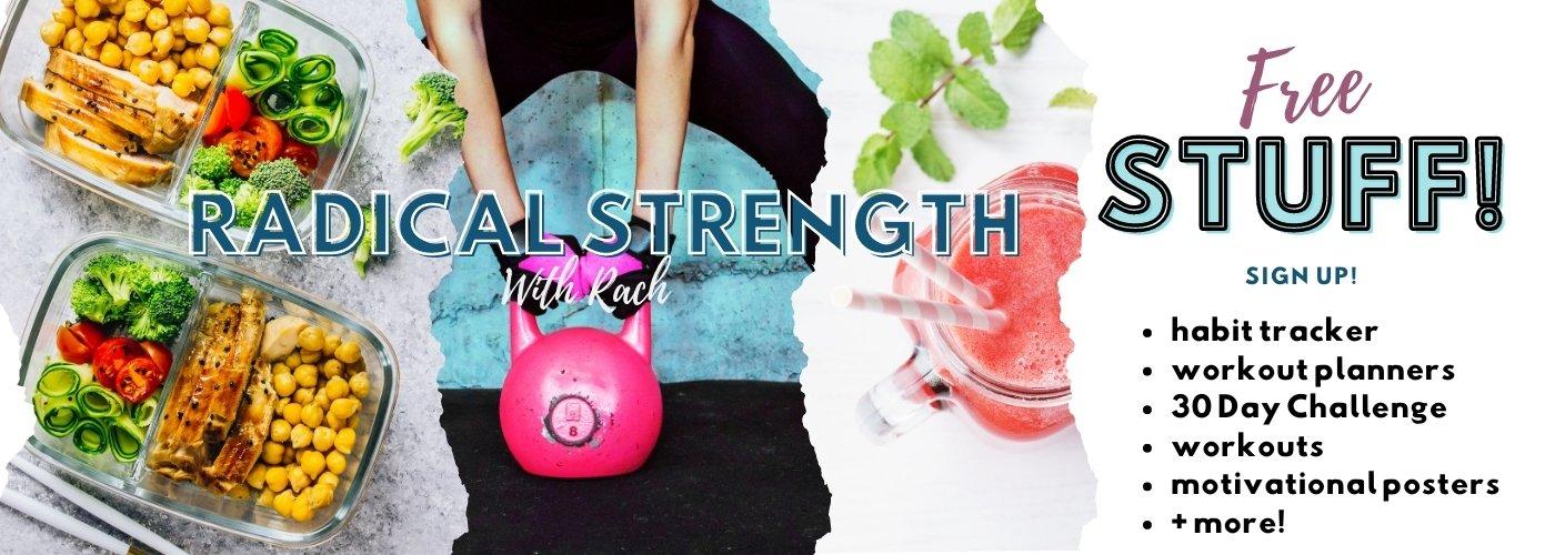 home radical strength