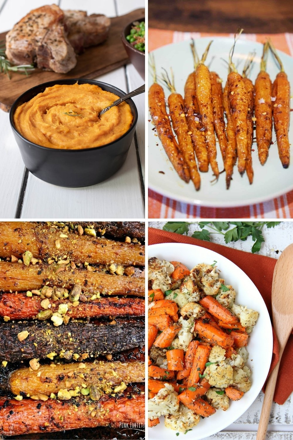 carrot healthy side dishes