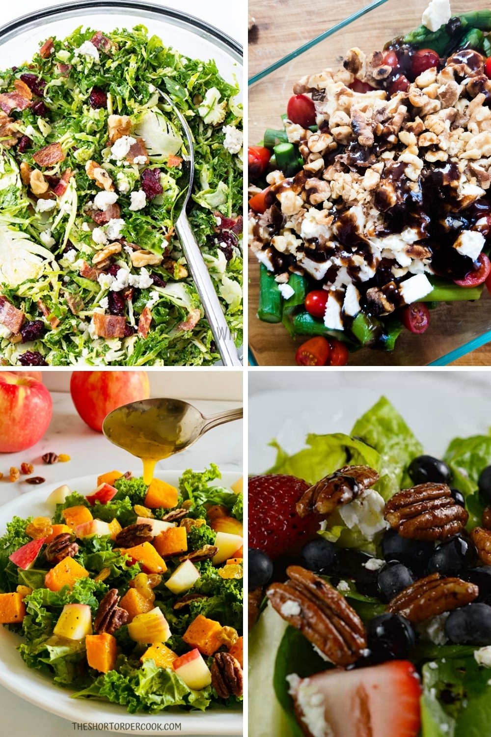 healthy side salads