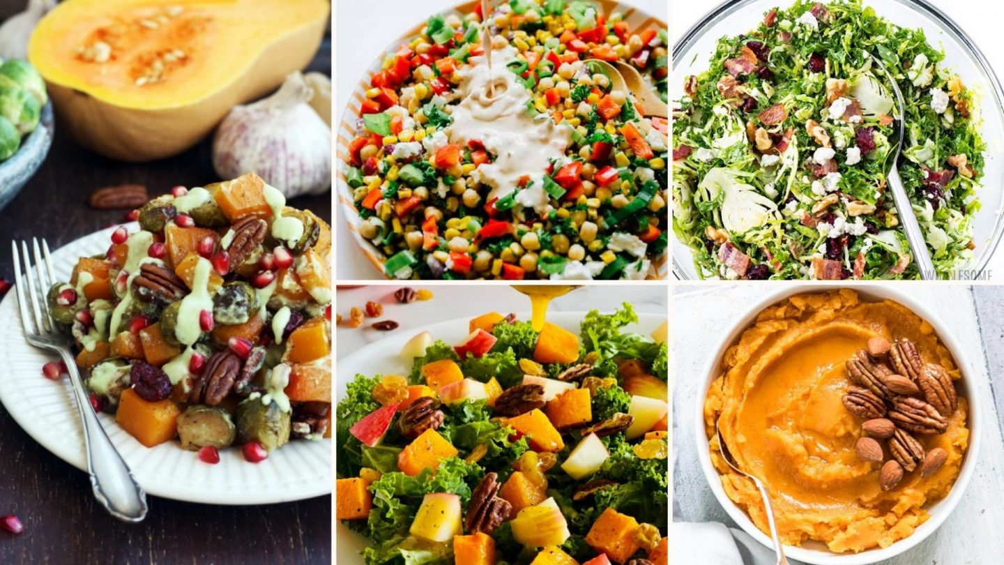 healthy holiday side dishes