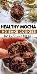 healthy mocha no bakes