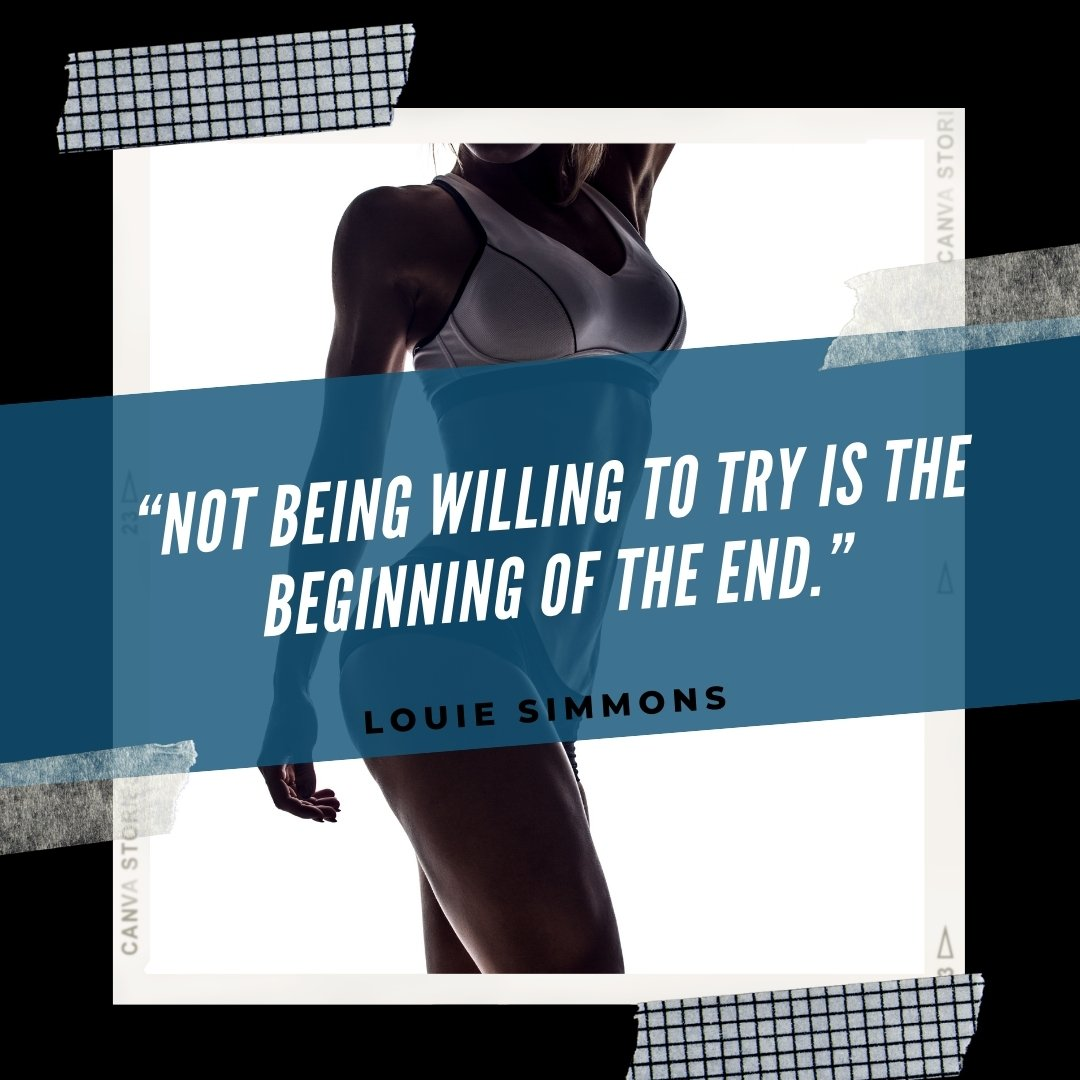 louie simmons gym quotes