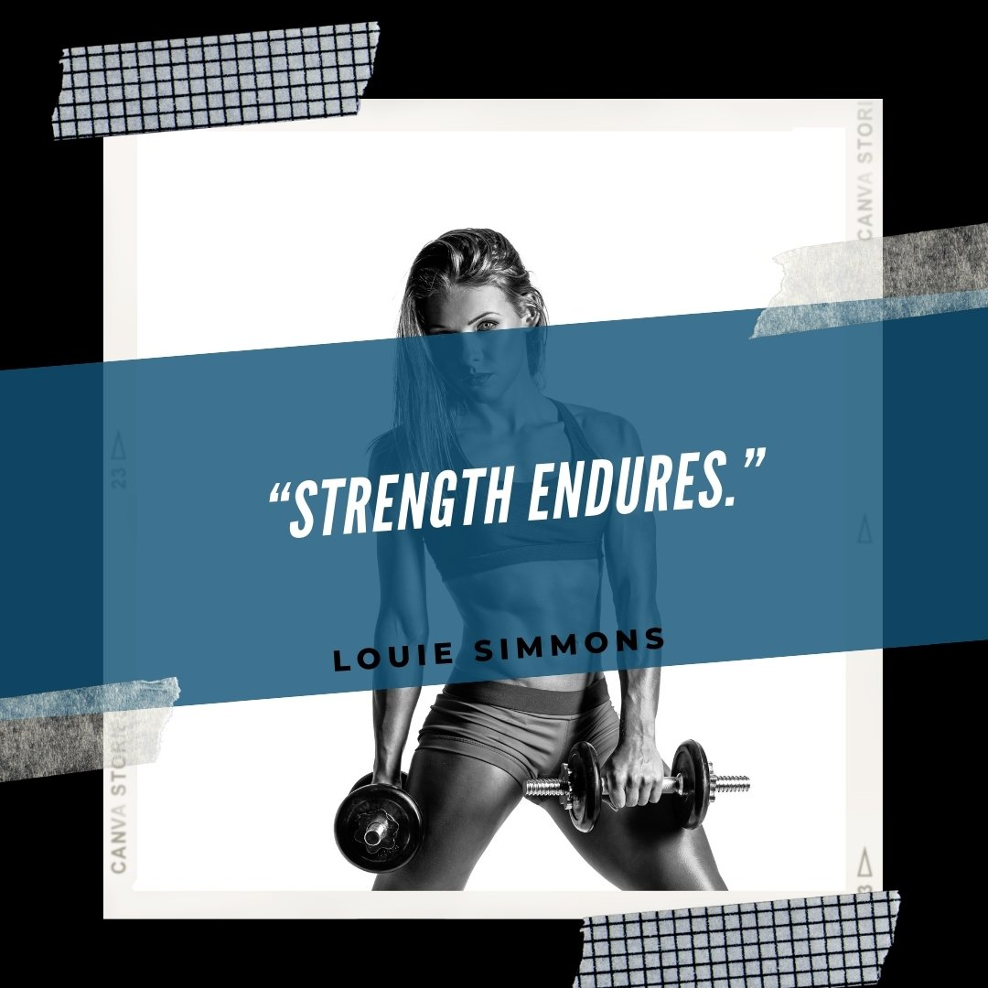quotes about the gym strength