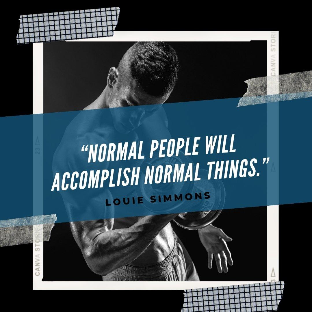 gym caption motivational