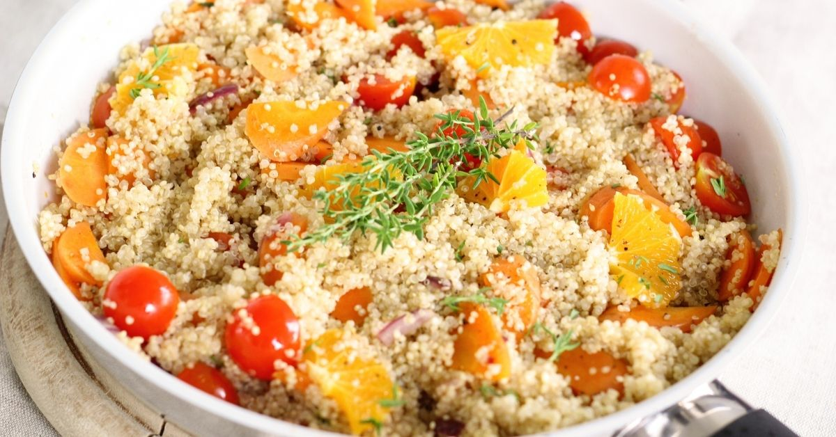 quinoa food for weight loss